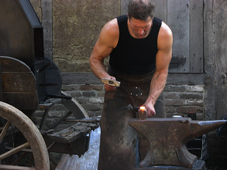 blacksmith | by hans s