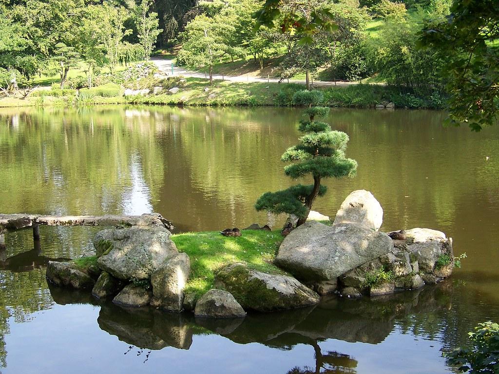 jardin japonais mol vrier proche de cholet 49 jardin jap flickr