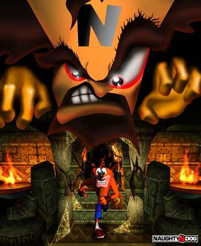 Will Naughty Dog Get The Rights To Crash Bandicoot Back