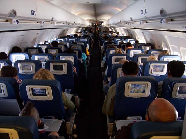 757 Cabin Lax Jfk Back In June Derin Flickr