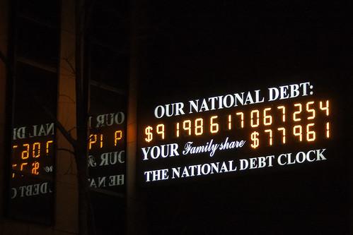 National Debt | by Digiart2001 | jason.kuffer
