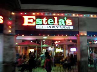 Estela S Mexican Restaurant San Antonio Tx