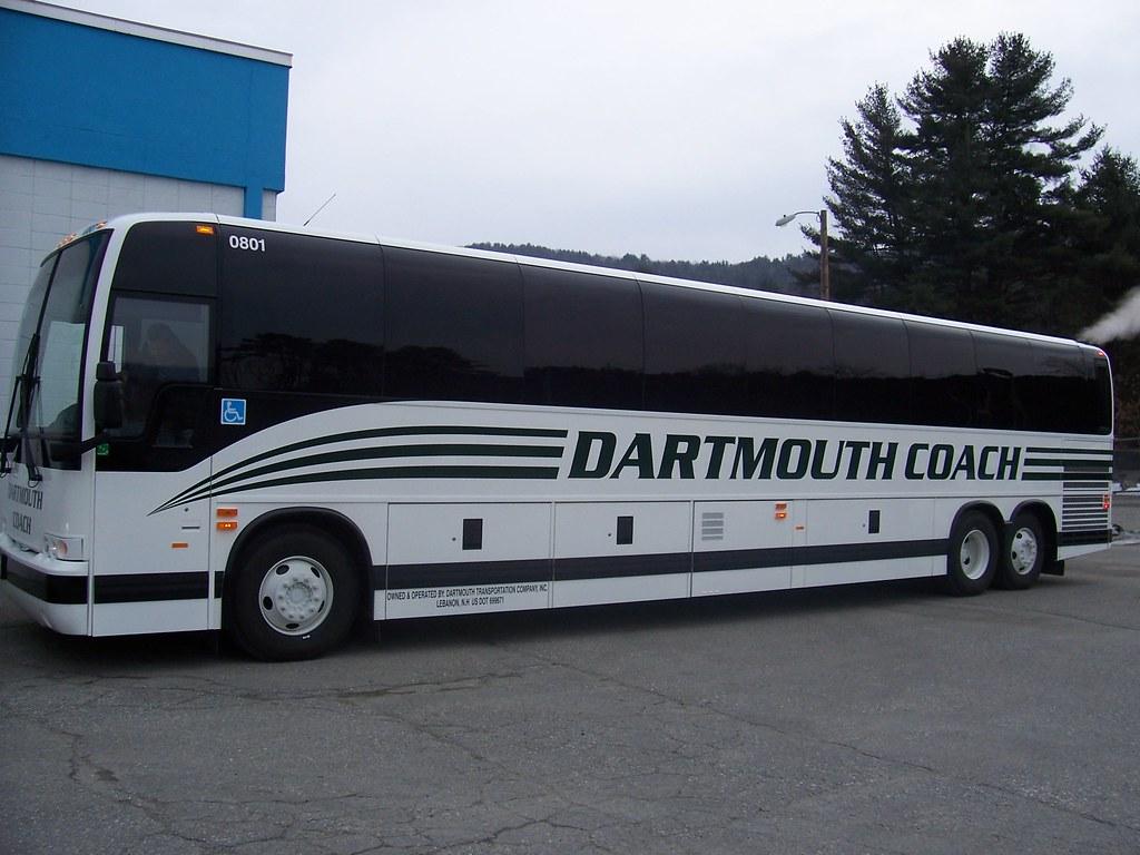 dartmouth coach prevost x3-45 | 2008 prevost x3-45, dartmout… | flickr