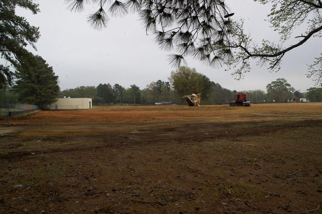 Pine Tree ISD Campus Demolition - Final Stage | Pine Tree ...