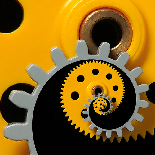 Infinite Gear Ratio | by fpsurgeon