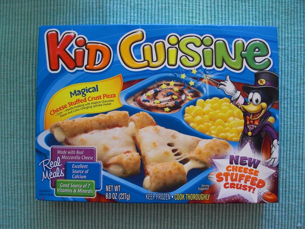 kid cuisine pizza box who kid cuisine type national bran flickr. Black Bedroom Furniture Sets. Home Design Ideas