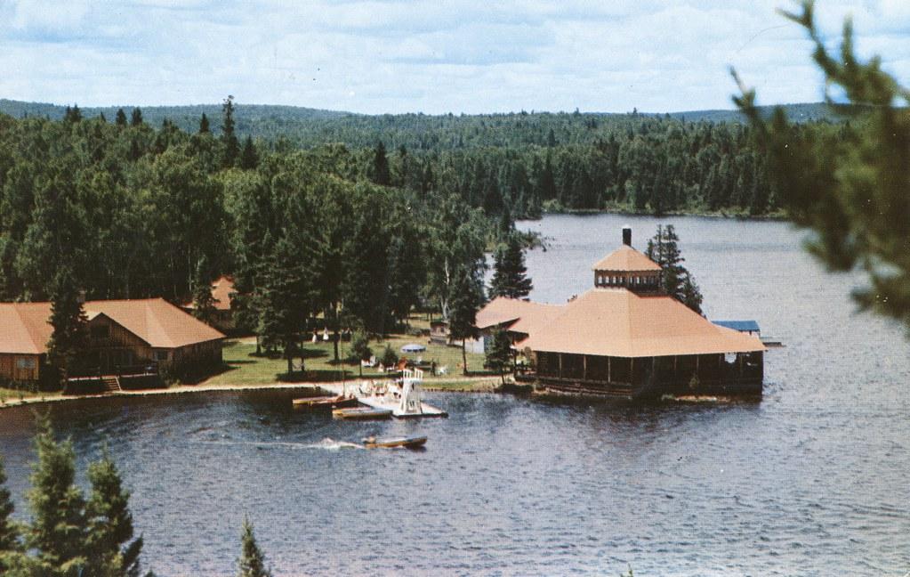 Arowhon Pines - Algonquin Park, Ontario