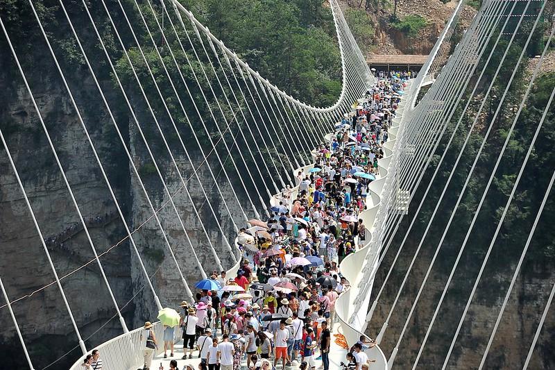 zhangjiajie open