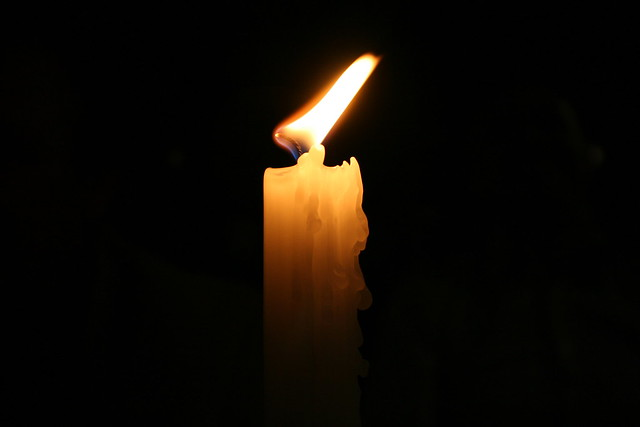 candle in the wind When words fail, music steps into the breach after lady diana's death, candle  in the wind, elton john's ballad about a life extinguished early, became the.