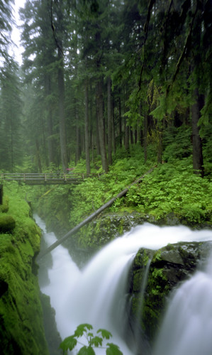 Sol Duc Falls, 120 Seconds | by Zeb Andrews