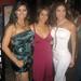 Leysi Suárez, Melania Urbina y Vanessa Jeri