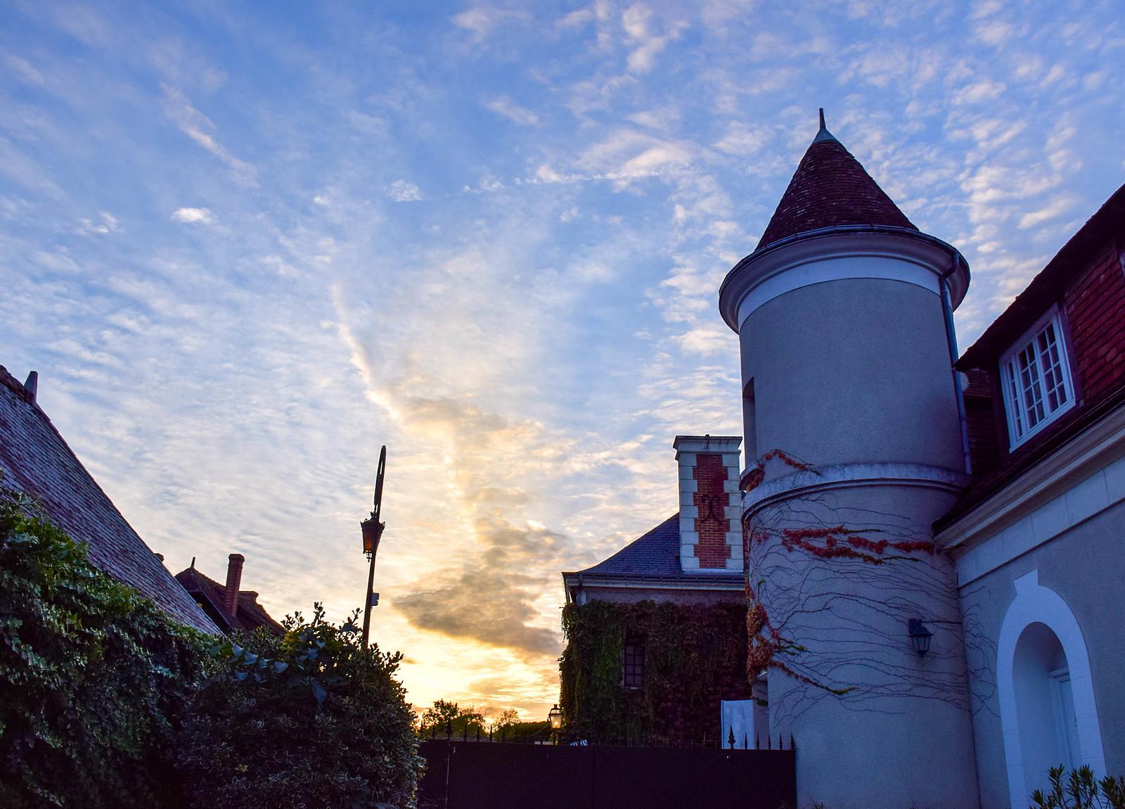 Auberge du Bon Laboureur, Chenonceaux, Loire Valley, France