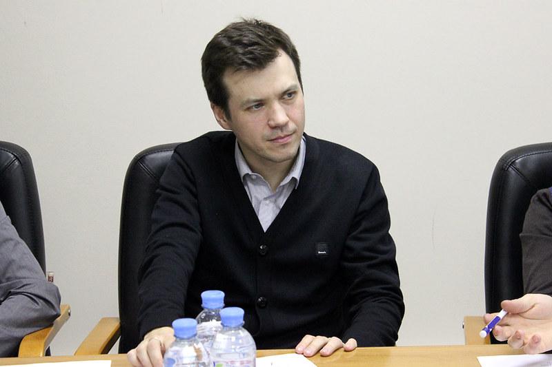 Владимир Дзюбка, журнал InStyle