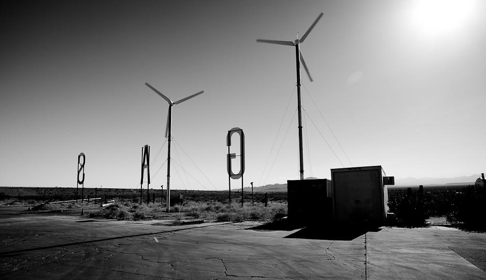 Gas | Near Mojave National Preserve  Somewhere in California… | Flickr