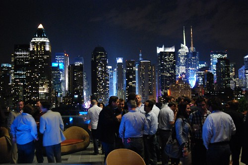 ink48 rooftop party NY | by Handelsroute
