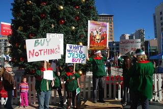 Buy Nothing Day ( Black Friday - the day after Thanksgiving) | by Steve Rhodes