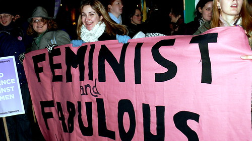 Feminist and Fabulous! | by /Sizemore/