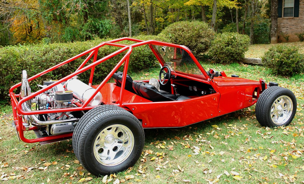 Chenowth Dune Buggy Chenowth Buggy With An 1835cc Vw