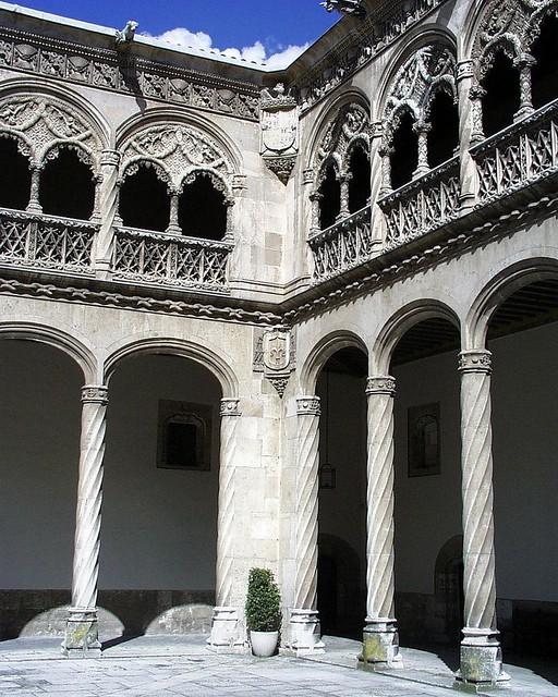 Arq Ren Hisp B3 Colegio De San Gregorio Valladolid Flickr