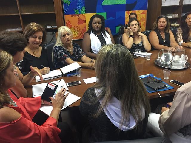 Reunião Ordinária PSDB Mulher