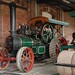 Steam Traction Engine and Roller