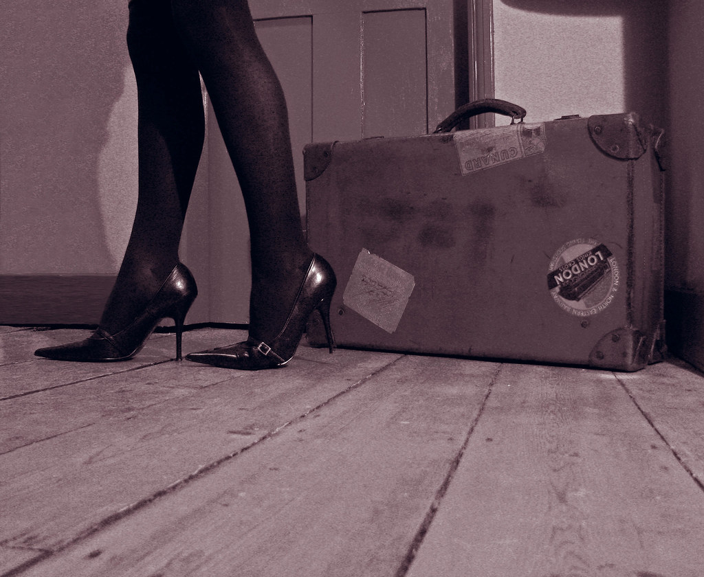 She's leaving home, bye bye | Inspired by The Beatles ...