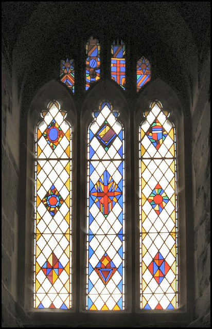 Ashby Puerorum St Andrews Window A Rather New Looking