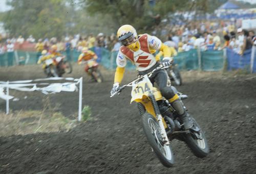 Roger Decoster Suzuki