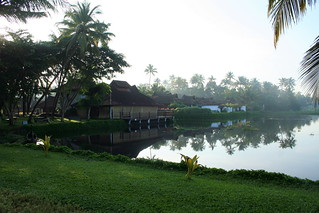 Kumarakom lake resort - Morning view | by murlinambiar1