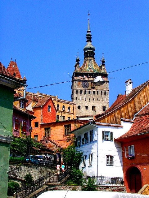 Sighisoara Festival Of Medieval Arts And Crafts