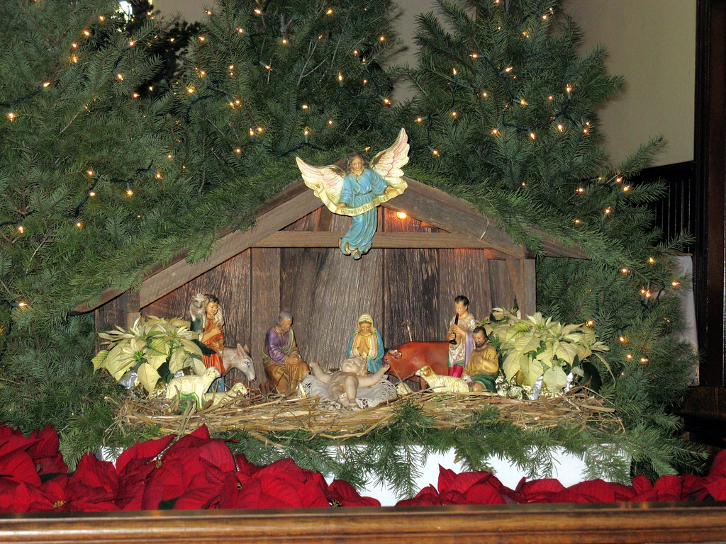 Nativity Christmas Day 2007 St Jude Roman Catholic