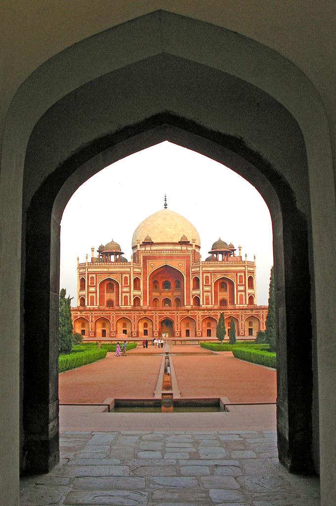 India-0178 - Gate to Humayun's Tomb | PLEASE, no multi ...