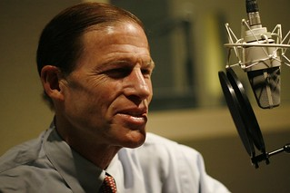 Attorney General Richard Blumenthal | by WNPR - Connecticut Public Radio