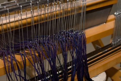Heddles Threaded Successfully | by LollyKnit