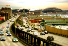 Tilt-Shift Seattle Waterfront | by sonek321