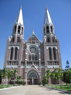 St Mary's Cathedral - Rangoon - 1908 | by DBHKer