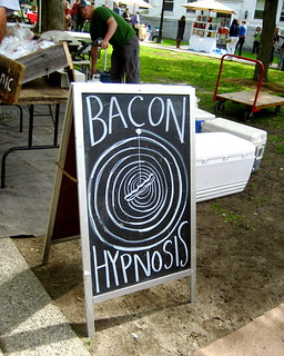 Bacon Hypnosis | by found_drama