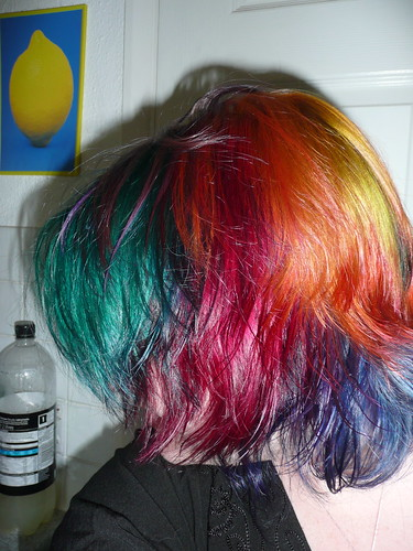 Rainbow Hair | by ᚛Tilly Mint ᚜