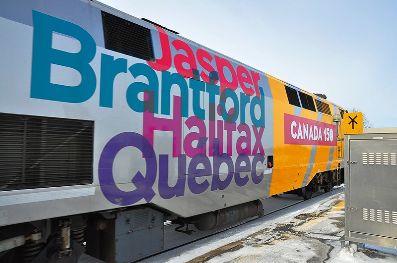Jasper, Brantford, Halifax Quebec City