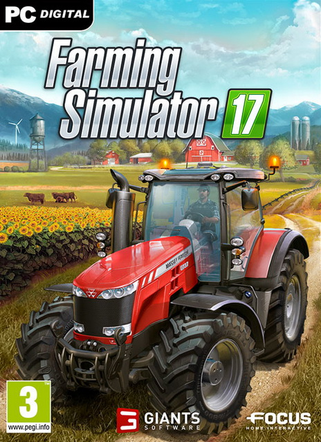 [PC]Farming Simulator 17 KUHN-RELOADED