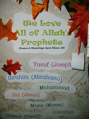 Prophets of Allah swt