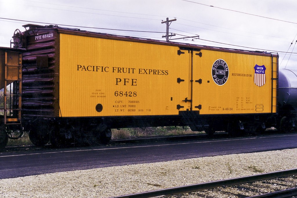 Irm 98 09 15 R1 23 B Pacific Fruit Express Wood