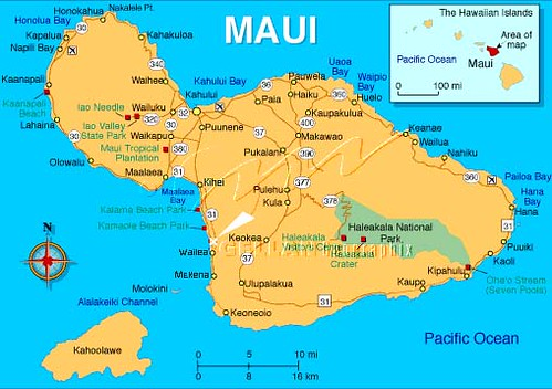how to get from maui airport to kihei