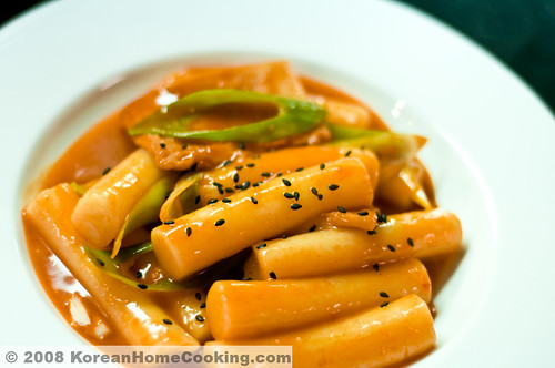 Spicy Ricecake 떡볶이 | by minwoo