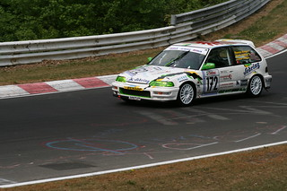 Honda Civic CUP | by www.nordschleife-video.de