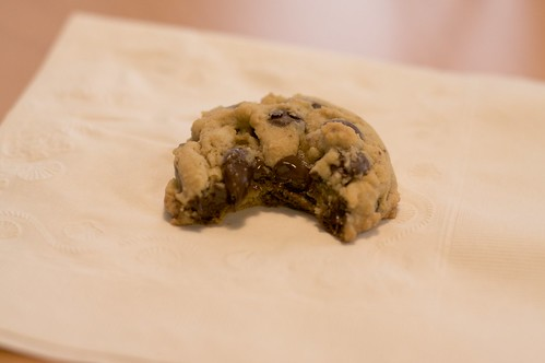 Thick and Chewy Chocolate Chip Cookies | by erincooks