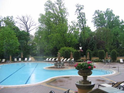 Omni Shoreham Pool Spa Membership