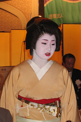 Gion Kobu Geiko, Kogiku、小菊 | by Onihide