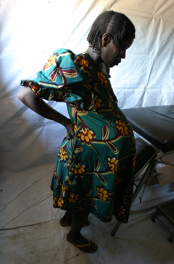 World Car Center >> Pregnant woman at UNICEF-supported health center in Sam Ou… | Flickr