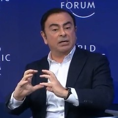 Carlos Ghosn, Nissan